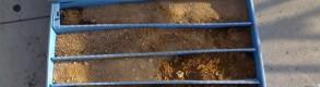 Estudio de la calidad del subsuelo e instalación y pruebas de eficiencia del dispositivo de control del subsuelo en Badalona para presentar al ACA.
