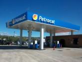 Campaña cambio imagen corporativa de estaciones de servicio de Galp a Petrocat 2010